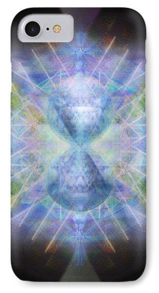 Rainbow Chalice Cell Isphere Matrix IPhone Case