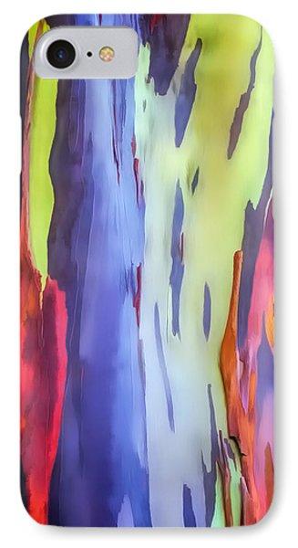 Rainbow Eucalyptus 2 IPhone Case