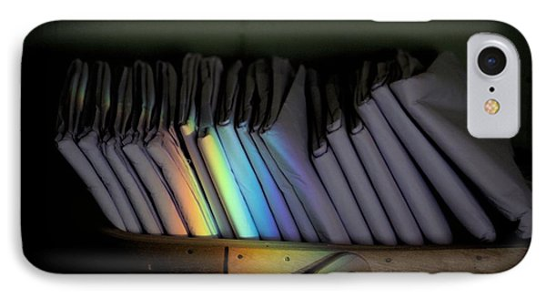 Rainbow In A Basket IPhone Case