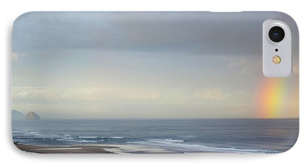Rainbow On My Beautiful Beach IPhone Case