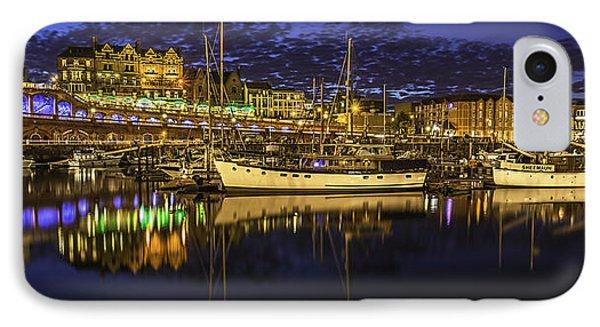 Ramsgate Marina IPhone Case