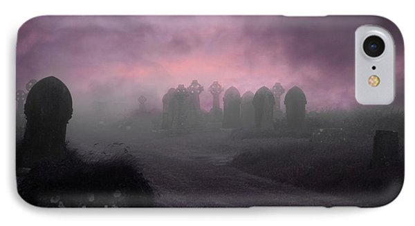 Rave In The Grave IPhone Case