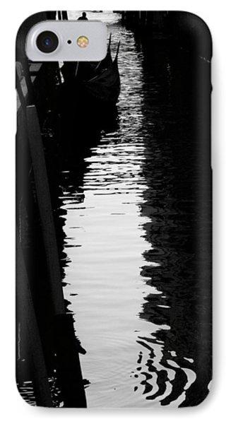 Reaching Back - Venice IPhone Case