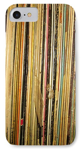 Records IPhone Case