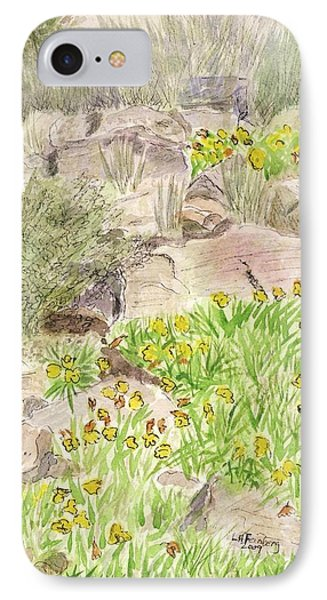 Red Butte Gardens IPhone Case