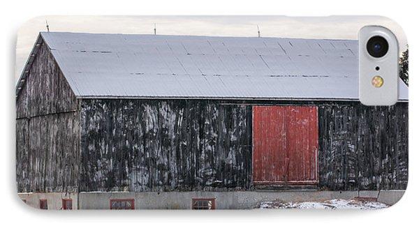 Red Door Barn IPhone Case