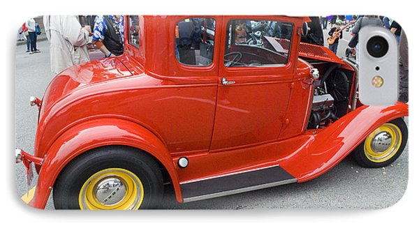 Red Ford Coupe IPhone Case