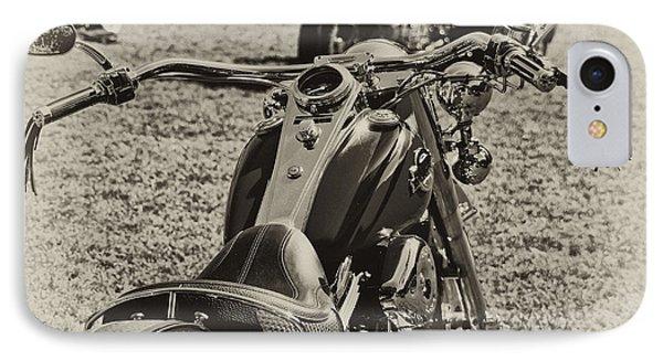 Red Harley Davidson IPhone Case