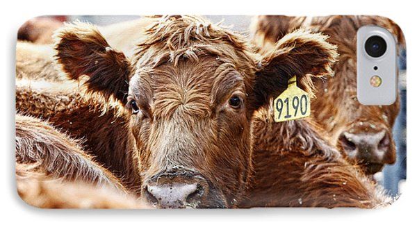 Red Heads On The Ranch IPhone Case