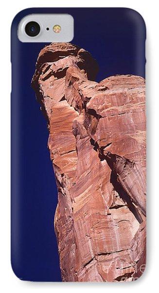Red Rock Spier IPhone Case