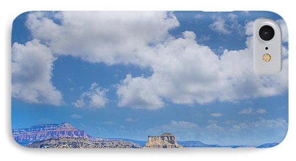 Red Rocks Near Kodachrome Basin IPhone Case