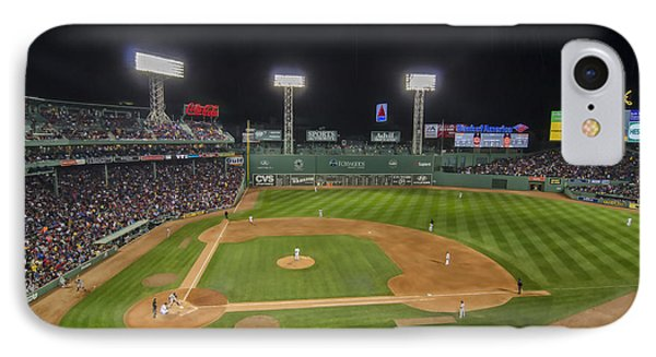 Red Sox Vs Yankees Fenway Park IPhone Case