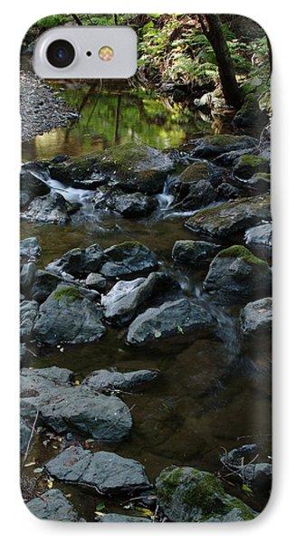 Redwood Creek IPhone Case