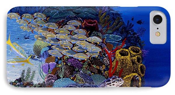 Reefs Edge Re0025 IPhone Case