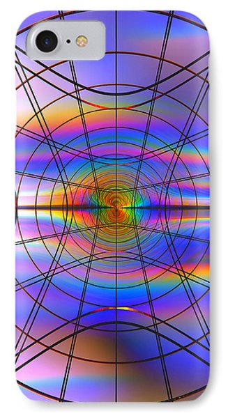 Reentry At Dusk IPhone Case