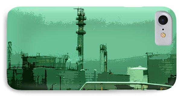 Refinery IPhone Case