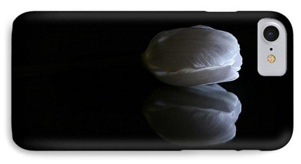 Reflected Tulip IPhone Case