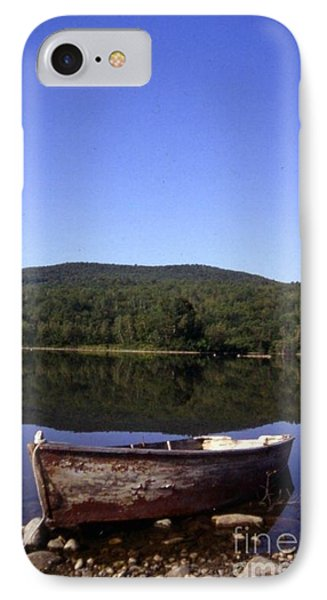 Reflection At Coffin Lake IPhone Case