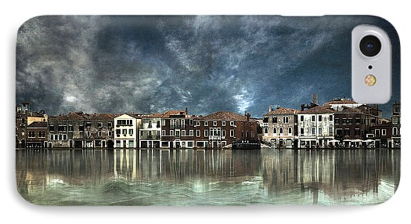 Reflections In Venice IPhone Case