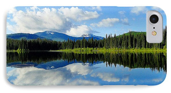 Reflections Of Nature IPhone Case