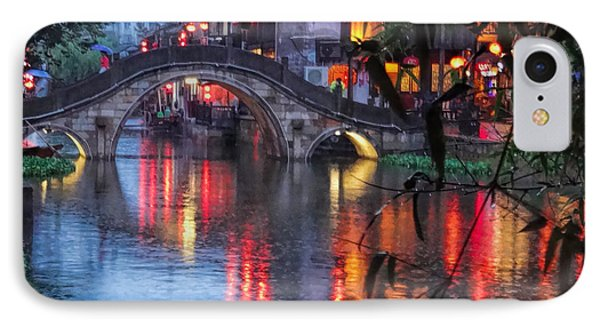 Reflections Xitang Evening IPhone Case