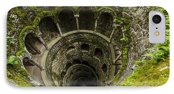 Regaleira Initiation Well 1 IPhone Case
