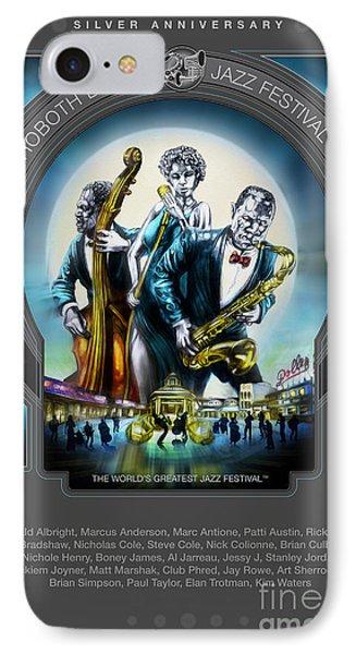 Rehoboth Beach Jazz Fest 2014 IPhone Case
