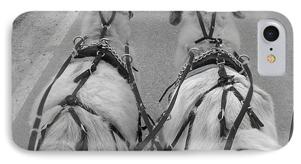 Reins In Hand IPhone Case