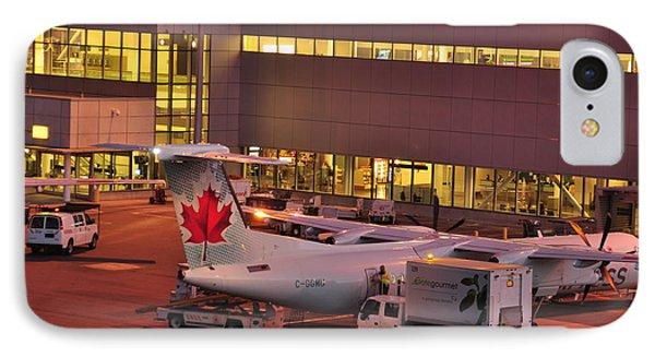 resupplying air Canada   IPhone Case