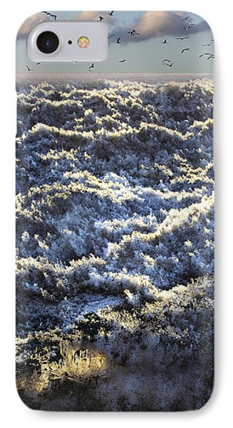 Retreat Of Winter IPhone Case
