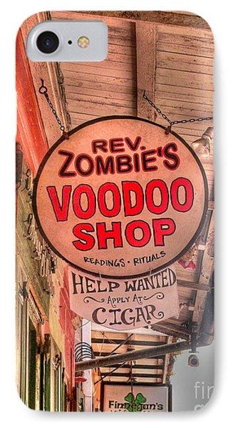 Rev. Zombie's IPhone Case