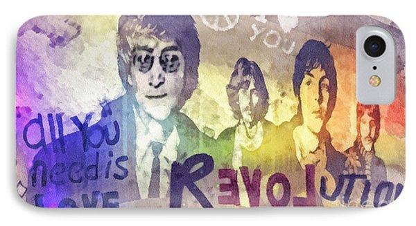 Revolution IPhone Case