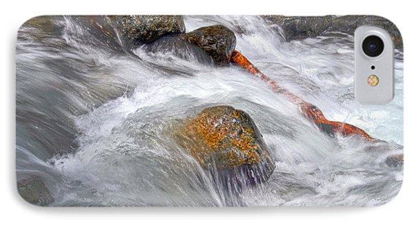 Ribbon Fall Creek IPhone Case
