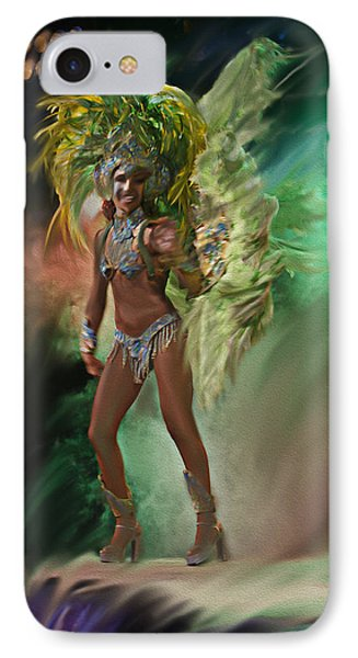 Rio Dancer II B  IPhone Case