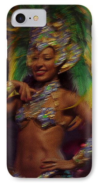 Rio Dancer IIi A IPhone Case