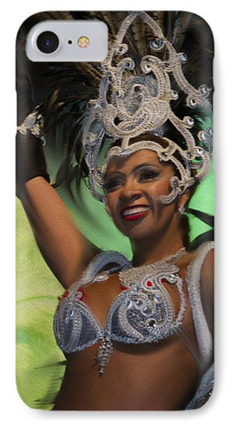Rio Dancer Iv A IPhone Case