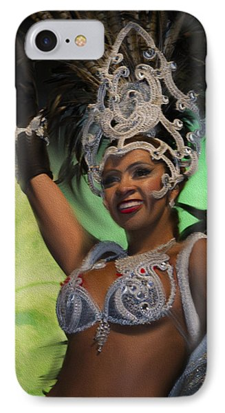 Rio Dancer Iv B IPhone Case