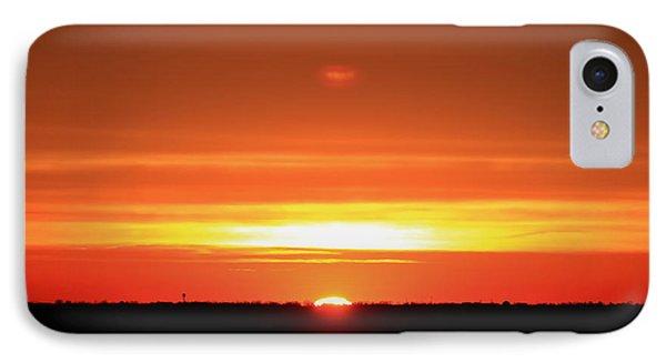 Rising Sun IPhone Case