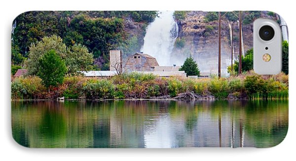 Ritter Island State Park Idaho IPhone Case