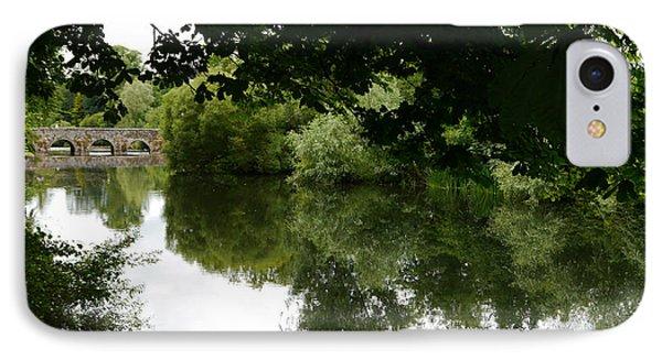 River And Bridge IPhone Case