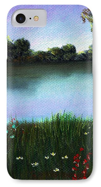 River Bank IPhone Case