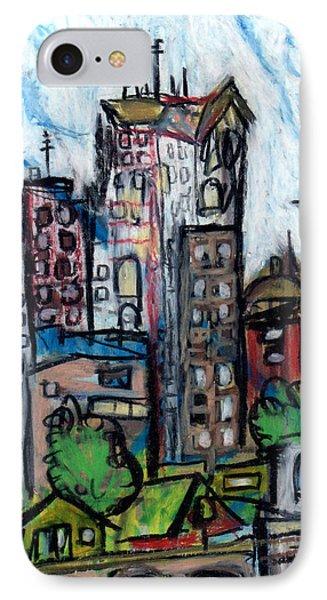 River City II IPhone Case