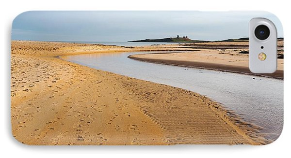 River Entering The North Sea IPhone Case