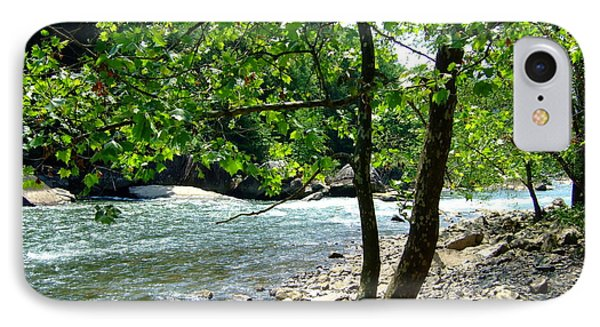 River Gorge IPhone Case