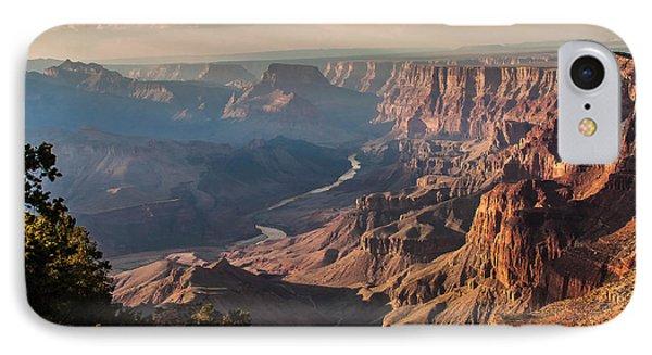 River Through Grand Canyon IPhone Case