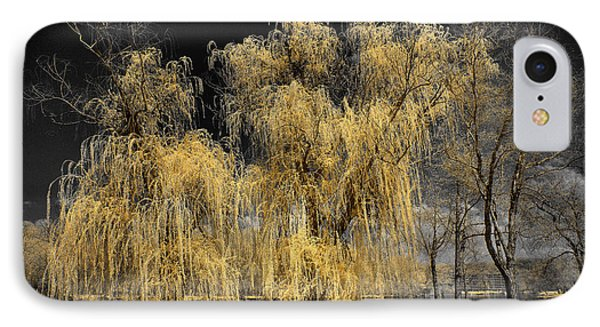 River Willow IPhone Case