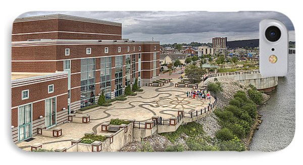 Riverpark Center And Smothers Park Owensboro Ky IPhone Case