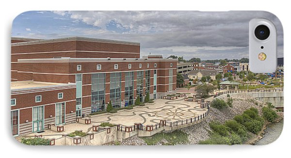 Riverpark Center And Smothers Park IPhone Case