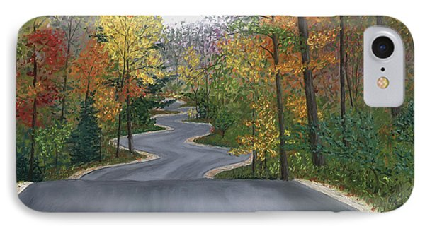 Road To Northport IPhone Case