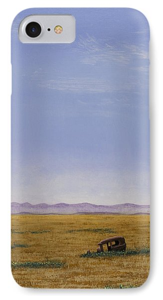 Roadside Attraction IPhone Case